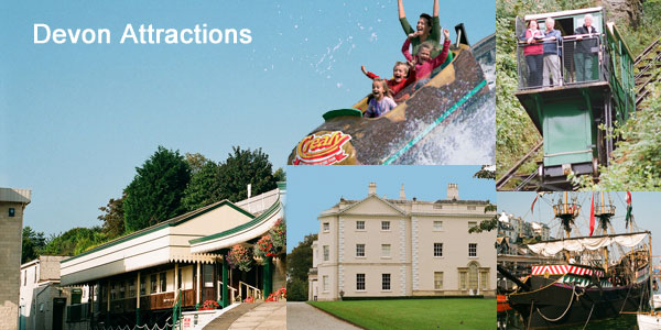 Devon Attractions